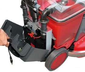 Cleanfix RA395 floor scrubber battery pack