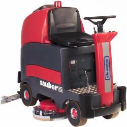 PowerSweep Ride On Scrubber