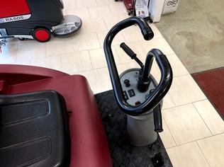 Powerboss HM47 steering wheel
