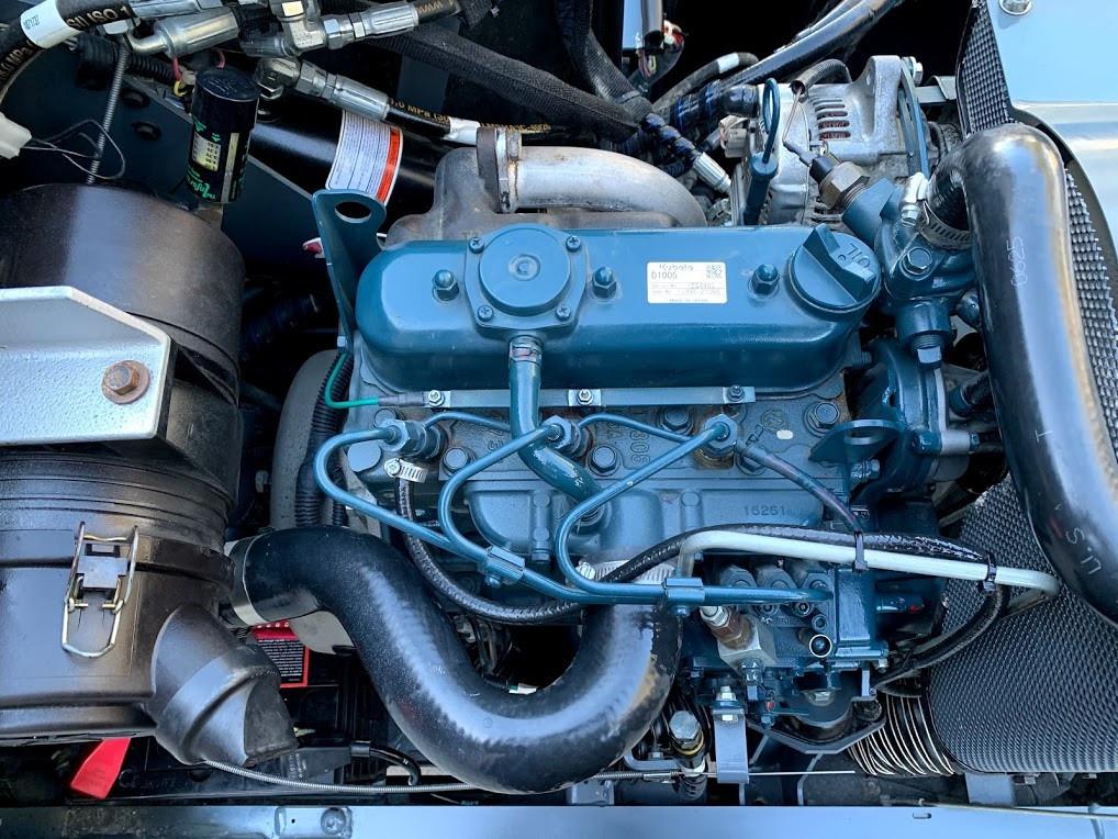 Tennant S20 Kubota Engine
