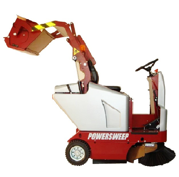 PS120H Sweeper