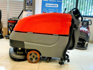 Large floor scrubber for sale