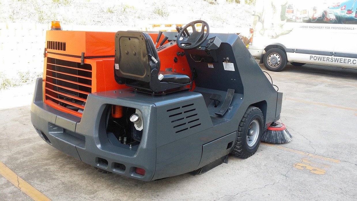 powerboss sweeper for sale