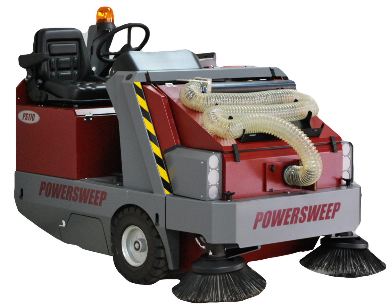 POWERSWEEP PS170 Sweeper