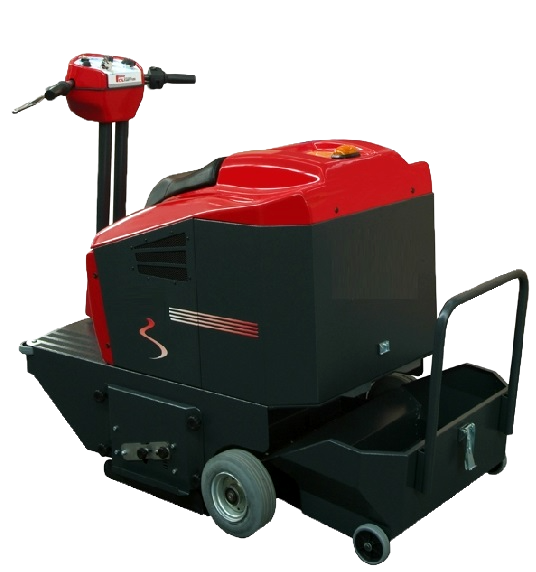 Powersweep KS1000 Sweeper