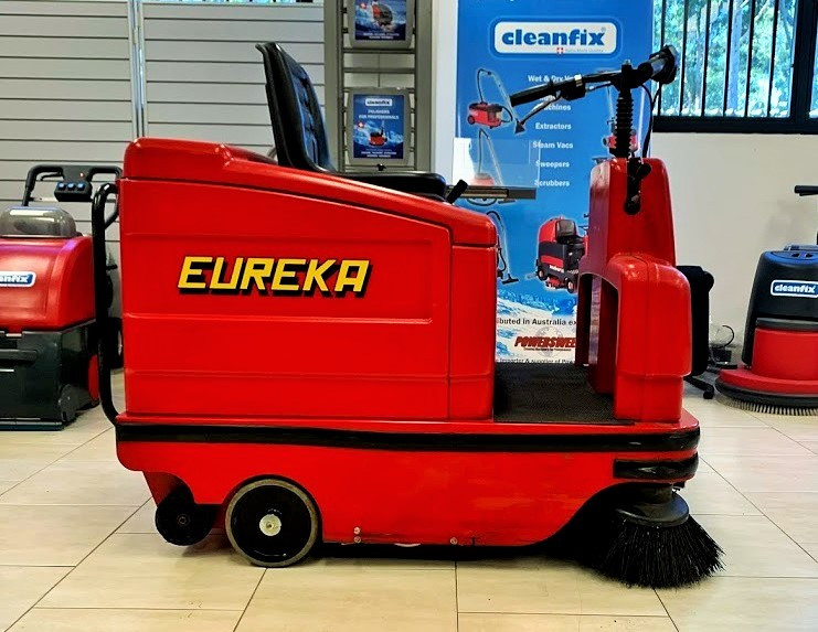 Eureka Sweeper