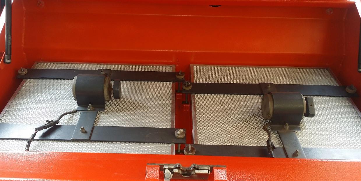 powerboss hopper filters