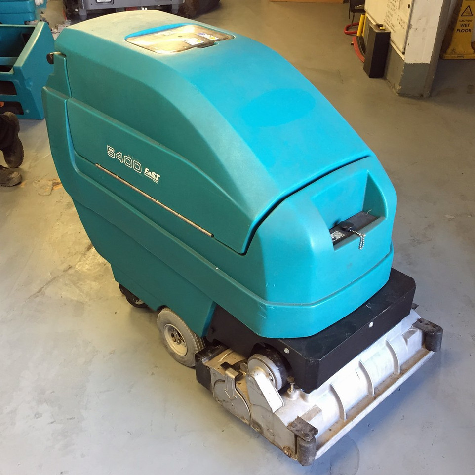 Tennant 5400 Cylindrical Brush Scrubber