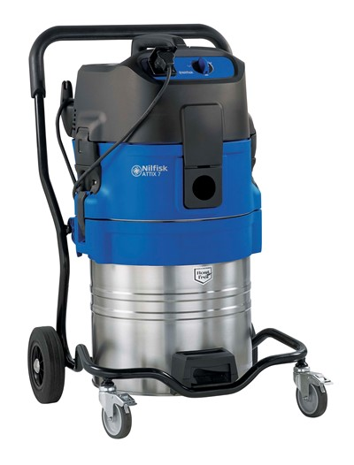 Nilfisk Attix 751-61 Pump Out Vac