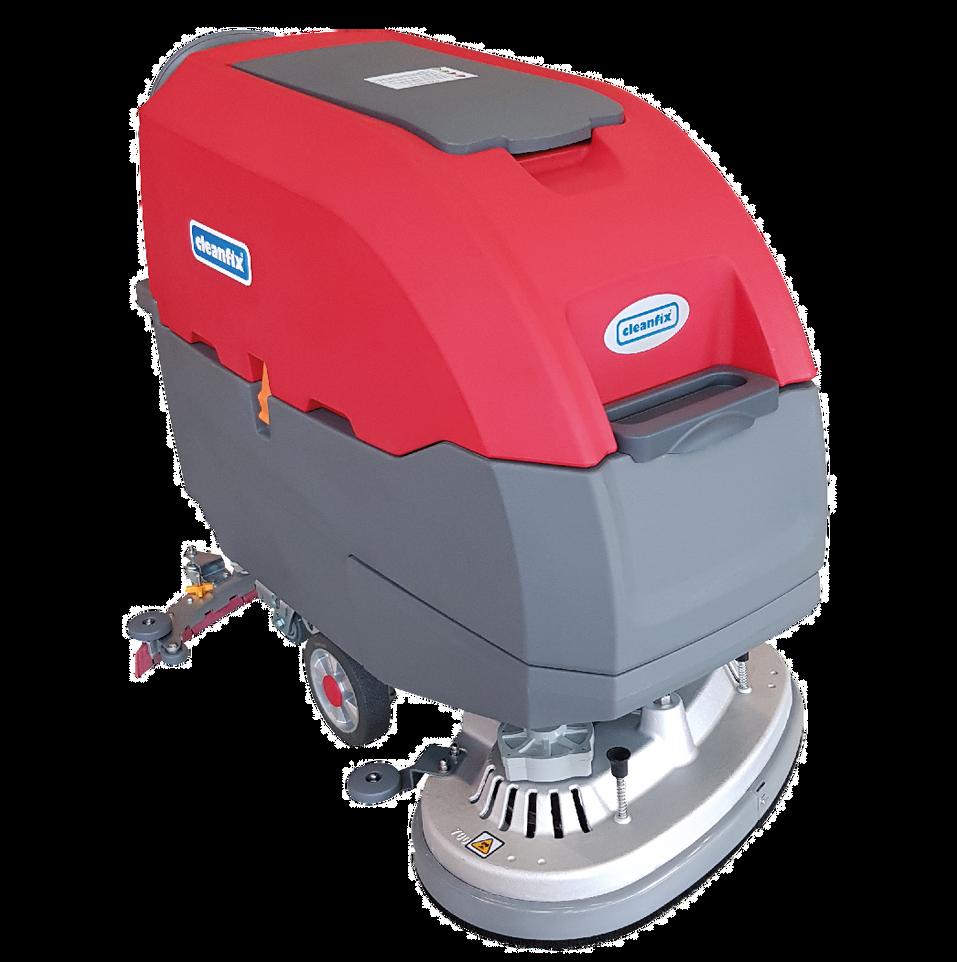 Cleanfix RA705 Floor scrubber