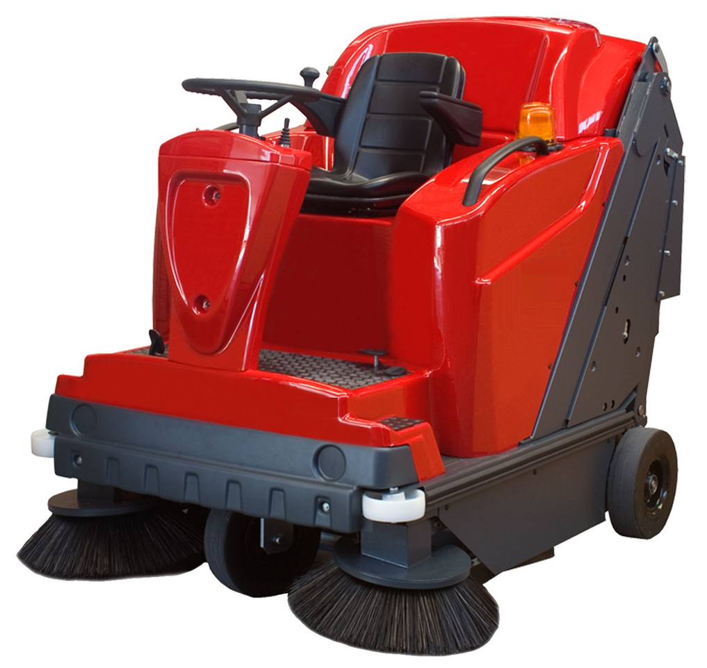 POWERSWEEP PS150 Sweeper