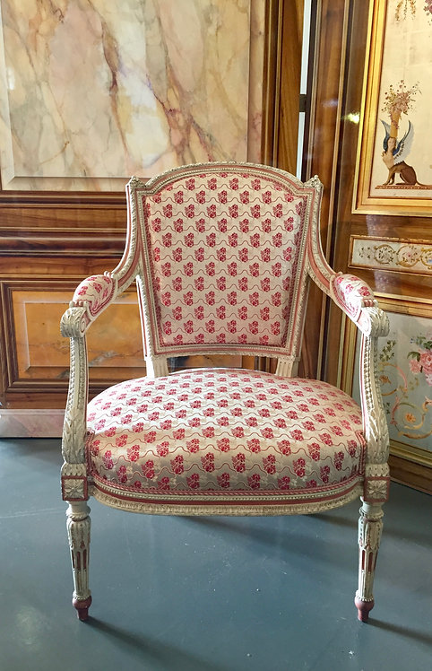 Fauteuils Tassinari & Chatel en lot de 2