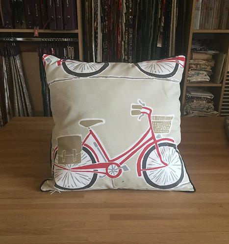 Coussin vélo