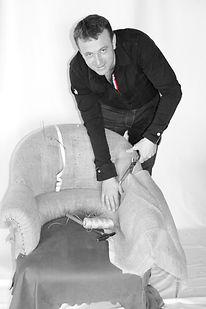 Jérôme Harduin, tapissier d'art
