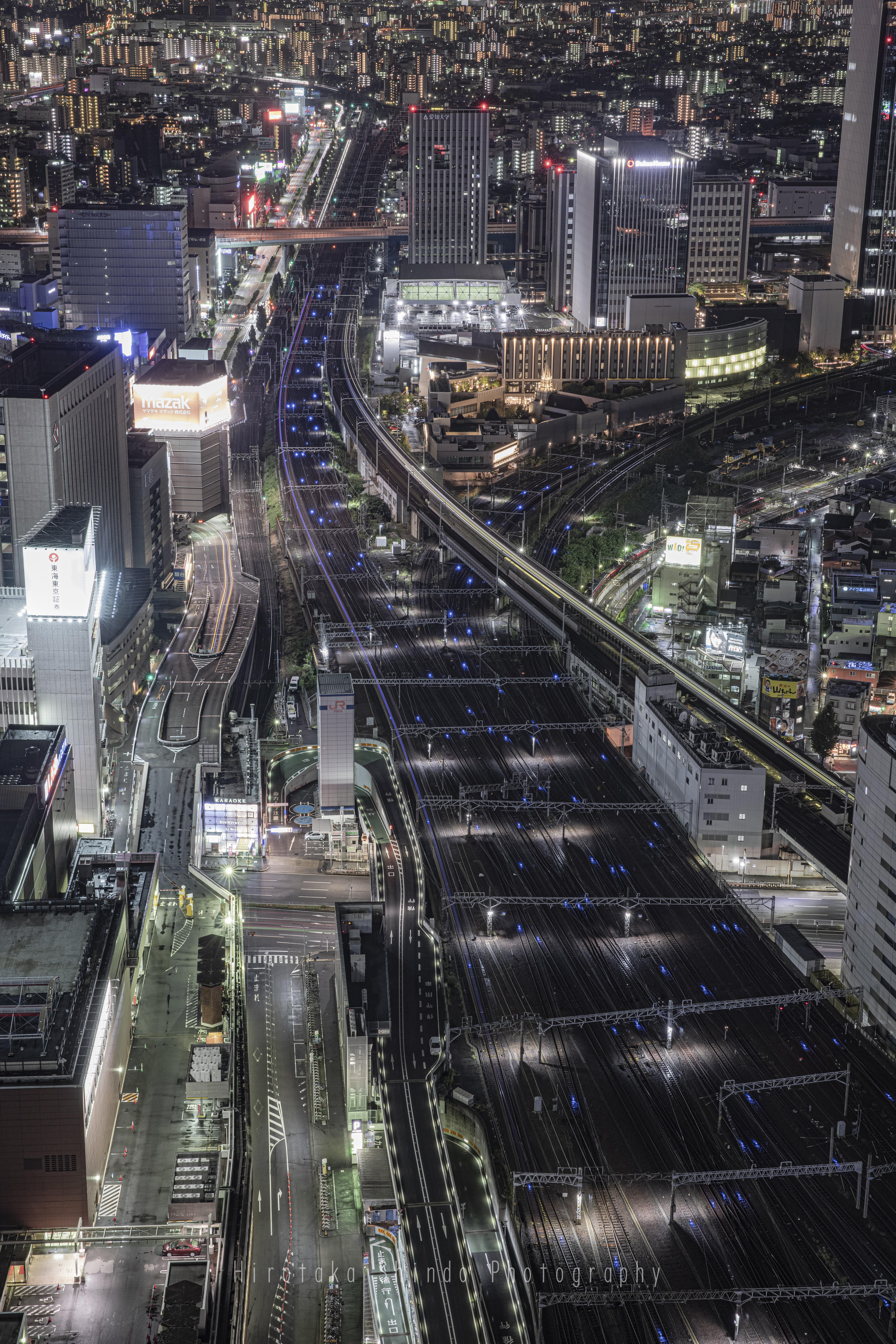 Midnight Railway
