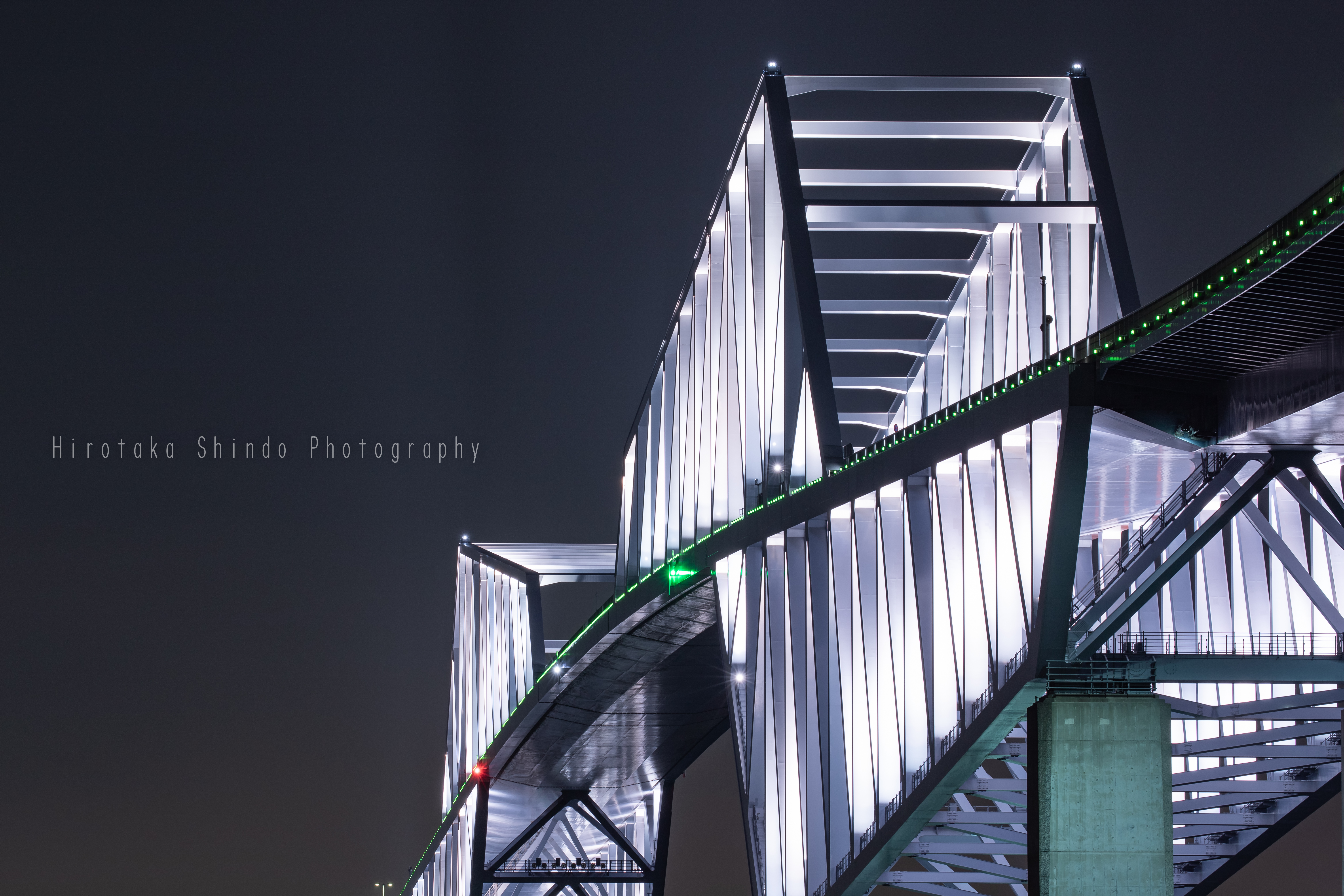 Green Dotted Line