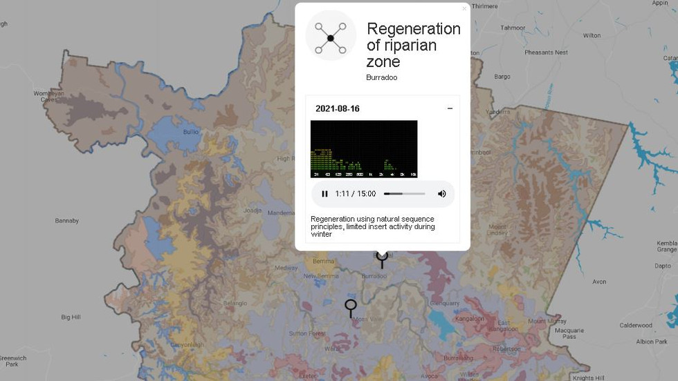 Wingecarribee Soil Map