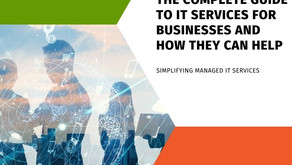 The Complete Guide to IT Services for Businesses and How They Can Help