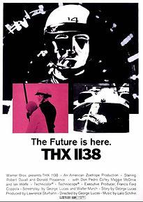 THX 1138 Llums i ombres