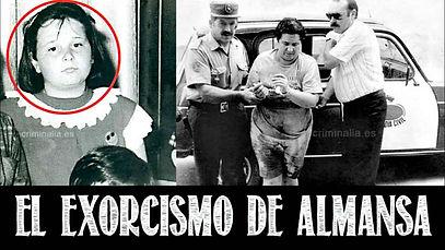 Exorcismo Almansa