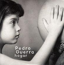 Pedro Guerra, Hogar. Foto. discogs.com.j
