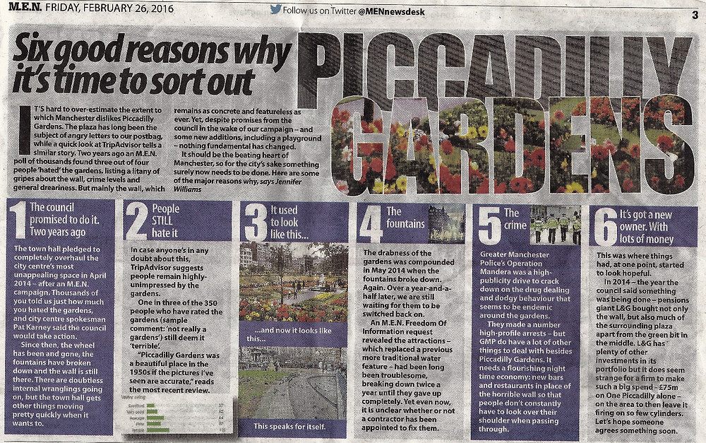 Manchester Evening News article