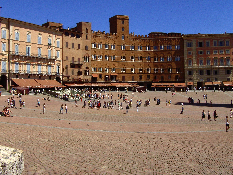 Piazza del Campo, Sienna