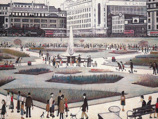 Manchester Piccadilly Gardens update –the perils of place-making!