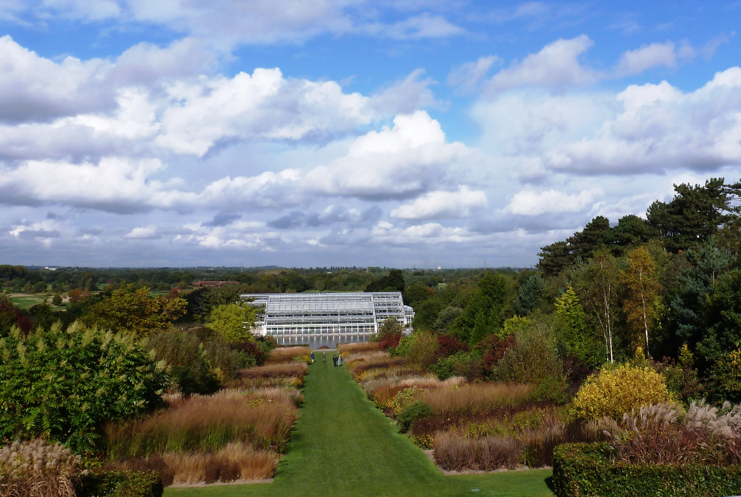 Piet Oudolf naturalistic plantings at Wisley