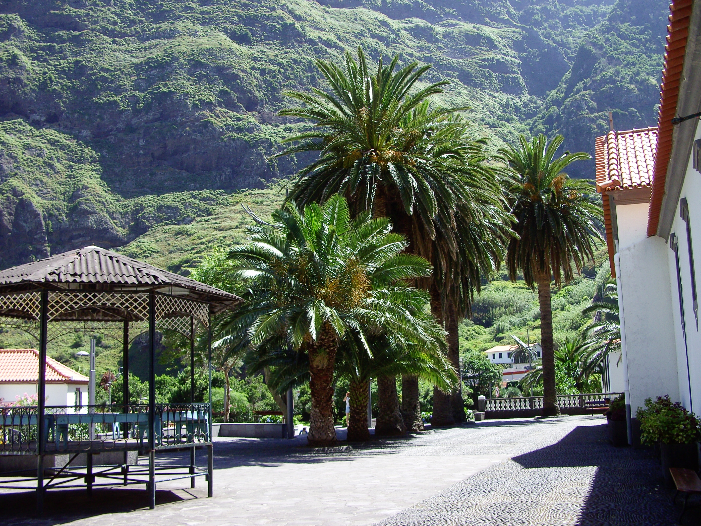 Small Park, Sao Vincente, Madiera