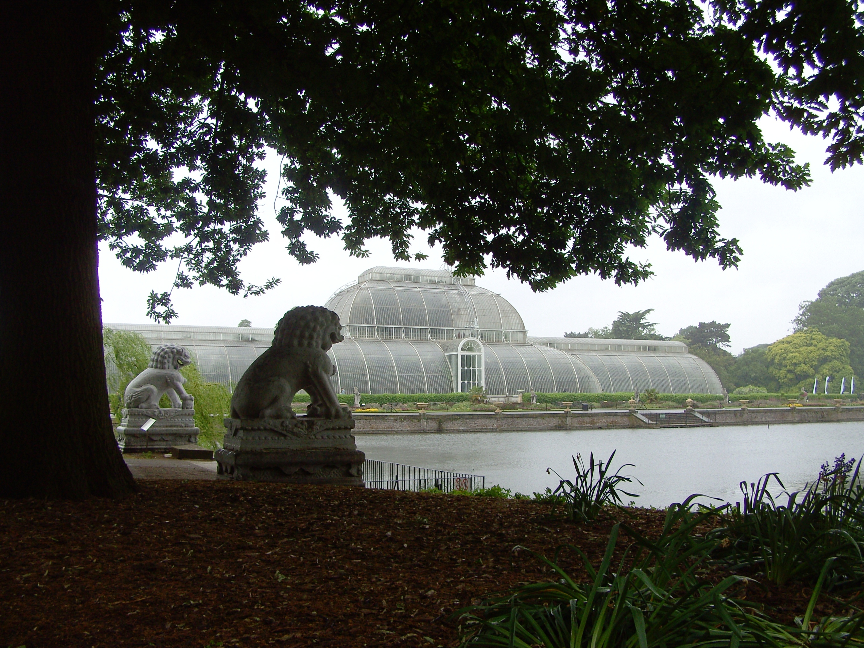 Decimus Burton and Richard Turner's Palm House Kew Gardens