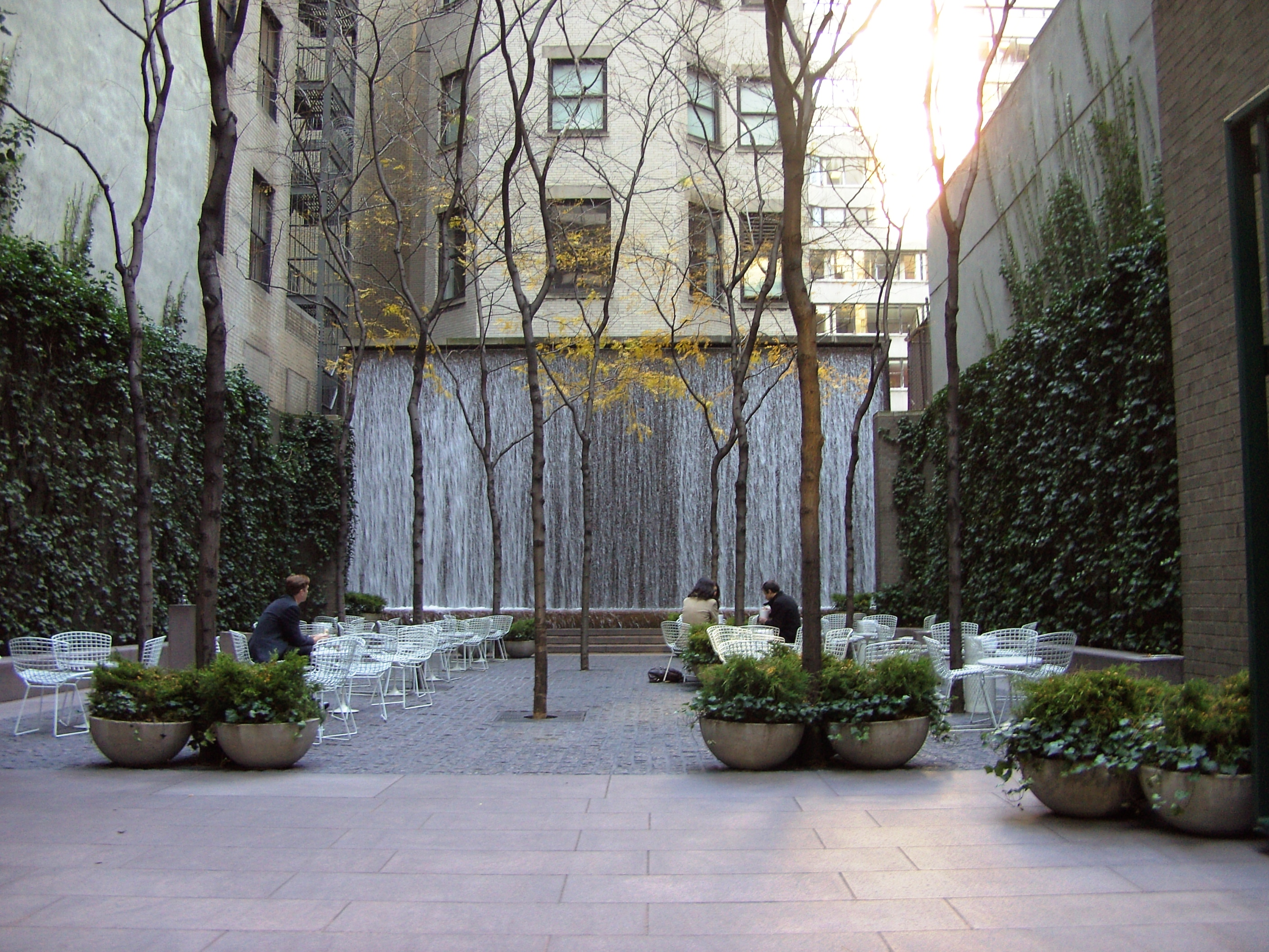 Pocket Park_Square, Manhatten, NY
