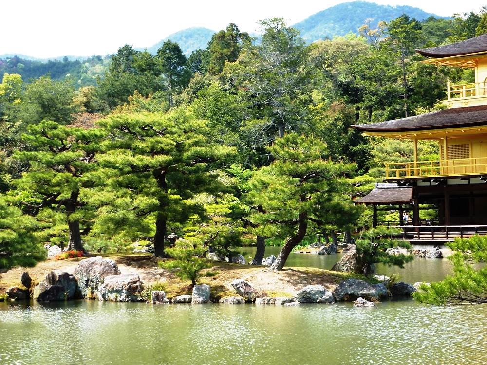 Japanese gardens are deeply symbolic stage-sets for contemplation