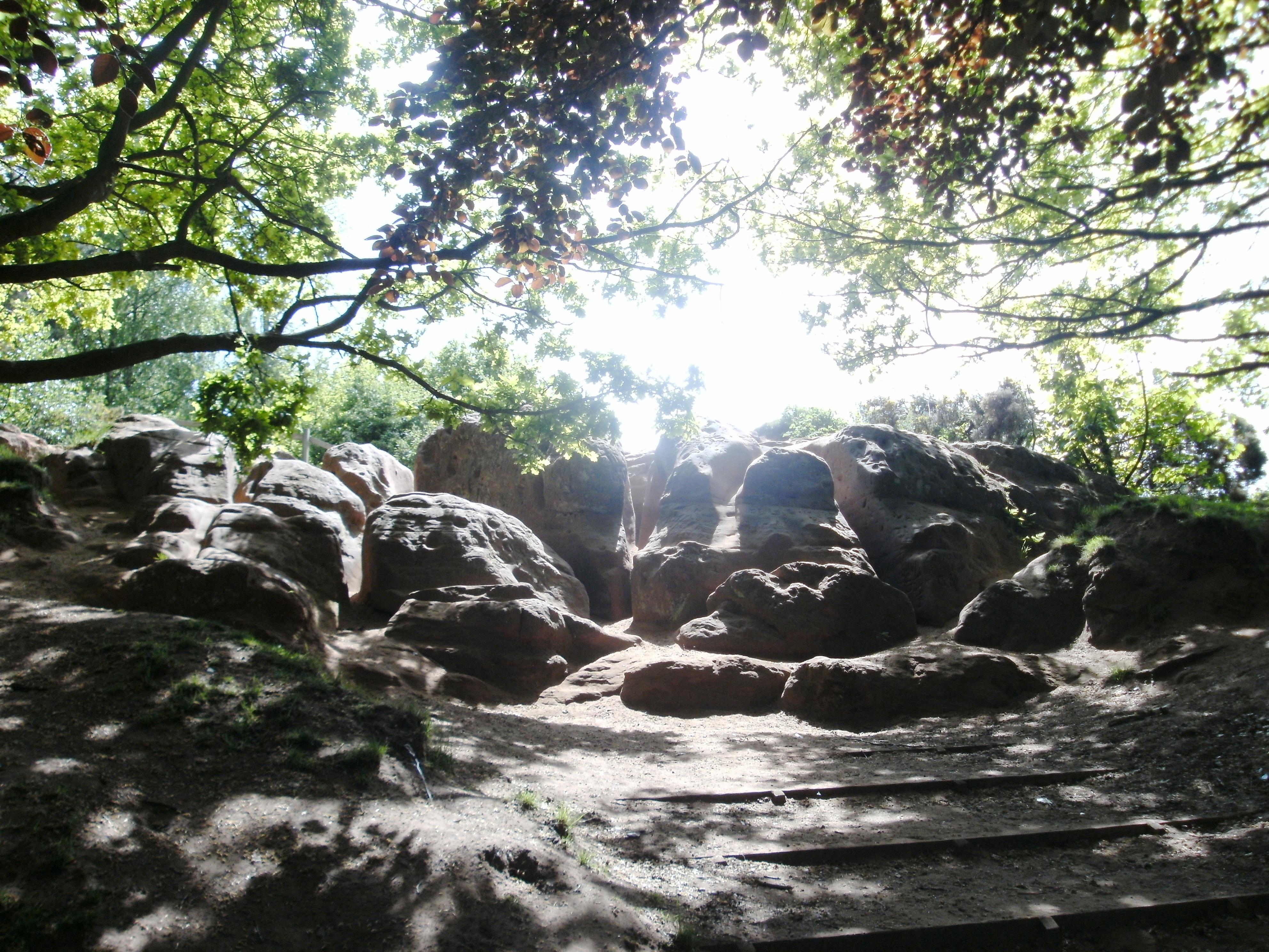 Nye Stones, Lymm Dam, Cheshire