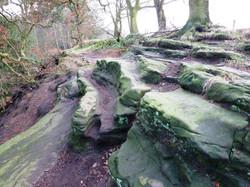 Wierdstones, Alderley Edge, Cheshire