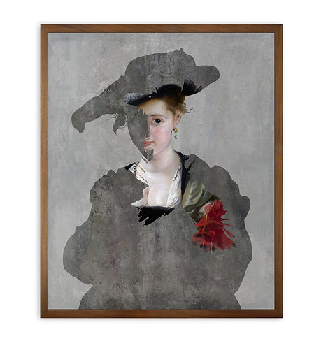 Reveal - Lady 1 (Limited edition print)