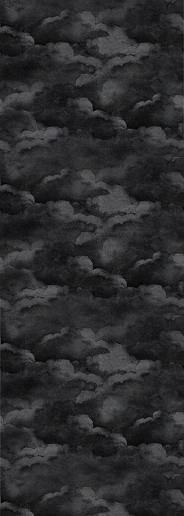 Night Black Clouds Wallpaper