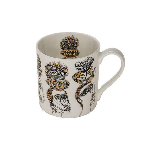Figureheads Fine Bone China Mug