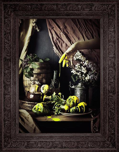 'The Strange Fruit'  Canvas