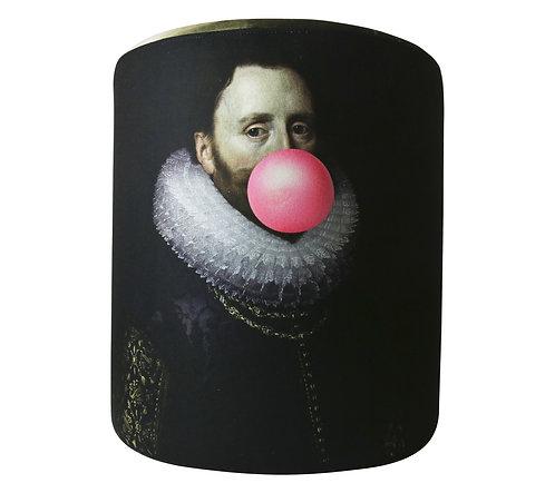 Bubblegum Portrait - Man