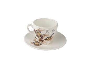 Nice Tits Tea Cup & Saucer