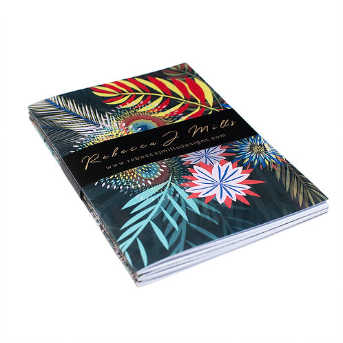 Nature's Way Collection x3 Notebooks