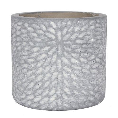 Textured Plant Pot