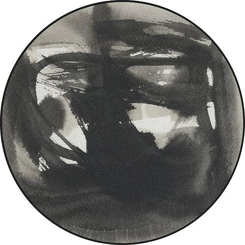 Ink Flow -1 Rug