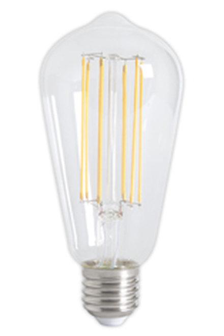 LED Full Glass Long Filiament Rustik Lamp