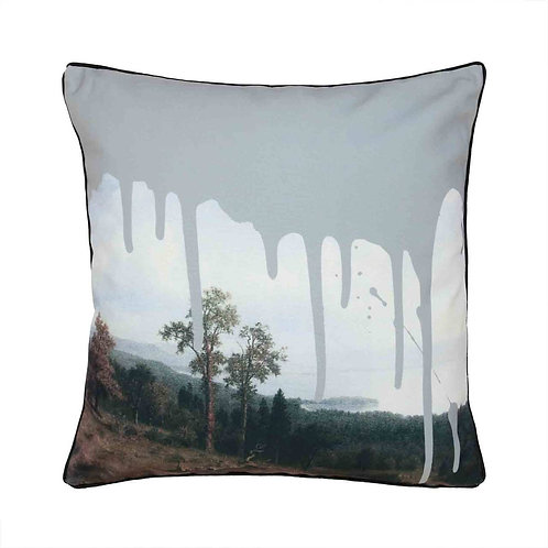 Artistic Cushion Grey