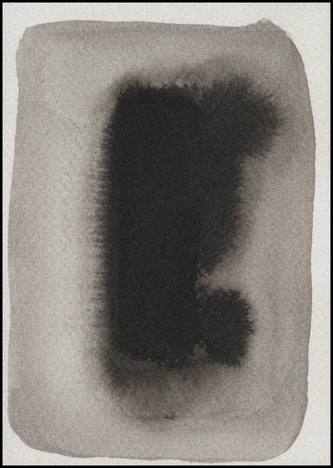 Ink Art Rug