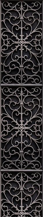 Wrought Metal Gate Wallpaper