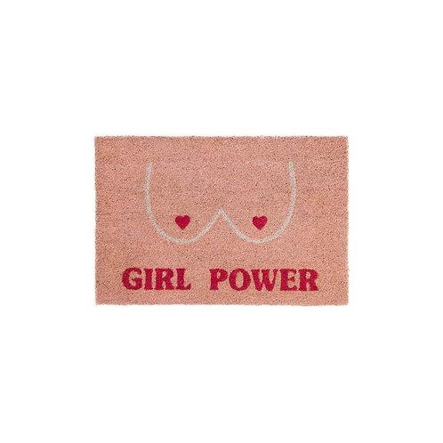 Girl Power - Door Mat