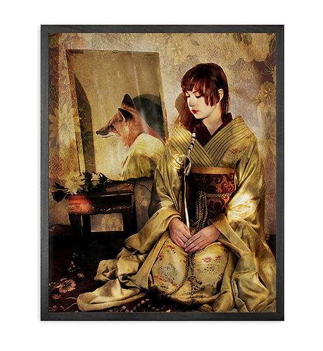 Kitsune Canvas